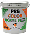 COLOR ACRYL FLEX 6 et 17 kg
